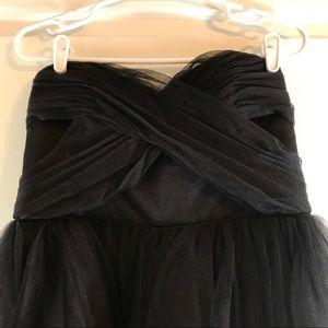 af3c62caa Donna Morgan Dresses - Donna Morgan Kenna Mesh Tulle Strapless Dress